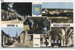 ETAT--72 - NOGENT Le BERNARD - MULTIVUES  -scane RECTO/VERSO   -E10 - Altri Comuni