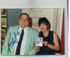 Gerald PICHOWETZ , 1996 , Privat Photo Mit Original Autogramm - Autógrafos