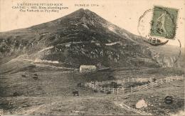 CANTAL PITTORESQUE - Une Vacherie Au PUY-MARY      -- Malroux 1853 - Altri Comuni