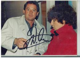Wolfgang AMBROS - Autographs