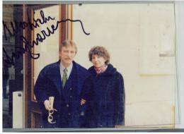 Heinz MARECEK - Autographs