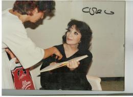 Juliette GRECO - Autographs