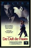 VHS Video Drama  -  Der Duft Der Frauen  -  Al Pacino Als Blinder Lebemann - Von 1992 - Dramma