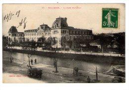 Cp , 31 , TOULOUSE , La Gare MATABIAU , écrite 1919 - Toulouse