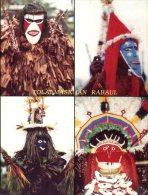 (618) Papua New Guinea - Papaousie Nouvelle Guinee - Tolai Maskman Rabaul - Papua-Neuguinea
