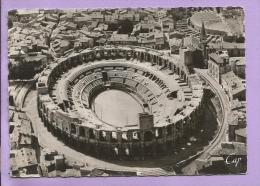 Dépt 13 -  ARLES -  Ies Arènes  - Oblitérée En 1955 - Arles