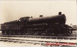 Railway Photo SR King Arthur 755 The Red Knight Southern 4-6-0 Loco - Trains