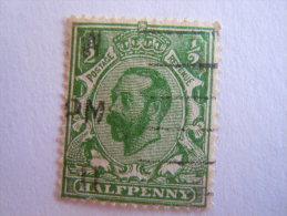 Groot Brittanië Grande-Bretagne Great Britain 1911 George V Filigrane Crown Yv 129 O - 1902-1951 (Koningen)