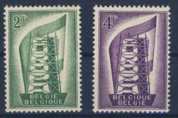 Belgien Michel No. 1043 - 1044 ** postfrisch