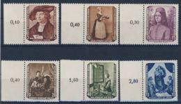 DDR Michel No. 504 - 509 ** postfrisch Seitenrand