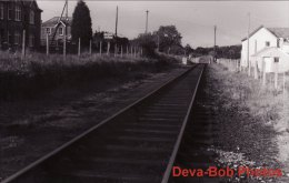 Railway Photo Pontyberem BPGV Station 1960s Closed 1953 GWR - Trains