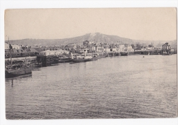 Cherbourg  Cpa  L'Avant-Port Et Le Quai De L'ancien Arsenal - Cherbourg