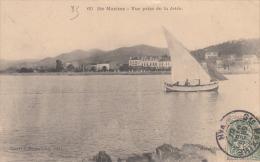 STE MAXIME. Vue Prise De La Jetée - Sainte-Maxime