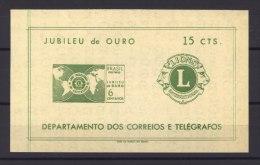 B 199  -  Brésil  -  Blocs :  Mi  10  **   Lions Club - Blocks & Sheetlets
