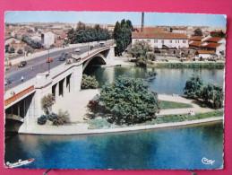 94 - Joinville Le Pont - Le Pont De Joinville Et La Marne - Scan Recto-verso - Joinville Le Pont