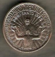 ITALY ANNO SANTO 1975 PER UN MONDO NUOVO IN PACE MEDAL - Other