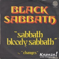 BLACK SABBATH - Sabbath Bloody Sabbath/Changes - Hard Rock & Metal
