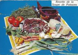 CPSM Soupe De Poissons - Recipes (cooking)