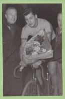 R. SOUBEYRE, Autographe, Dédicace. 2 Scans. Photo Picoche - Cyclisme