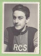 Paul PLEINER , Autographe, Dédicace. 2 Scans. RCS - Cyclisme