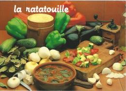CPSM La Ratatouille - Recipes (cooking)