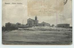 ASMARA  - Chiesa Cattolica. - Erythrée