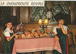 CPSM La Choucroute Royale - Recipes (cooking)