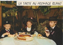 CPSM La Tarte Au Fromage Blanc - Recipes (cooking)