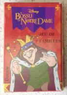 Jeu De 7 Familles - Disney - Le Bossu De Notre Dame - Ducale - RARE - Non Classificati