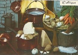 CPSM L'aligot - Recipes (cooking)