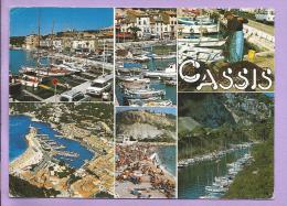 Dépt 13  - CASSIS  - Multivues - - Cassis