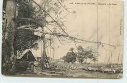 GUINEE FRANCAISE  - Conakry, La Plage. - Guinée Française