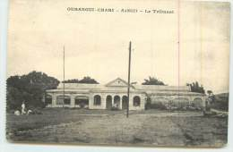 OUBANGUI-CHARI  - Bangui, Le Tribunal. - República Centroafricana