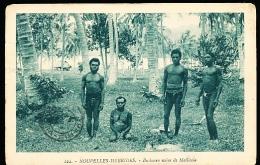 VANUATU DIVERS / Bushmen Nains De Mallicola / - Vanuatu