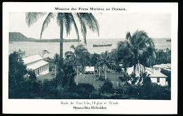 VANUATU DIVERS / Rade De Port Vila, Eglise Et Ecole / - Vanuatu