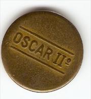 OSCAR II TOKEN,JETON,GETTONE - Unclassified