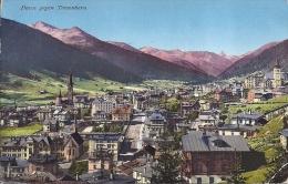 1853...DAVOS, Gegen Tinzenhorn - GR Grisons