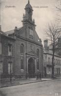 CHARLEVILLE - Le Temple Protestant  Dép08 (animée) - Charleville