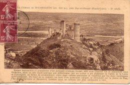 43. Bas En Basset. Le Chateau De Rochebaron - Other Municipalities