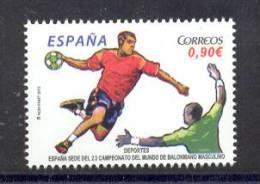 4.- 003 SPAIN ESPAGNE 2013. HANDBALL WORLD CUP. MADRID 2013 - Handbal