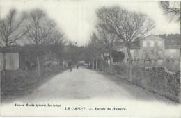 D13 ¤ Environs De Marseille -- LE CANET - Entrée De Hameau - France