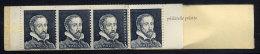 FRANCE PALISSY CARNET PHILATEC  DE 8 TIMBRES GRIS-NOIR** - Postzegelboekjes