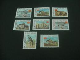 F2432- Set MNh  Yemen  1967 - Olympics Mexico - Zomer 1968: Mexico-City