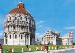 Italy Pisa Piazza del Duomo