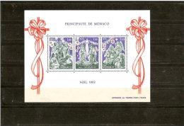 MONACO  BLOC N°23  NEUF ** 1982 - Blocs