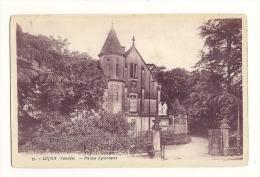 Cp, 85, Luçon, Palais Episcopal, Voyagée - Lucon