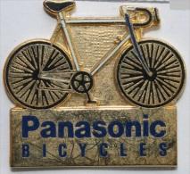 PANASONIC BICYCLES -  CYCLISTE - CYCLISME    -   ( VELO) - Cycling