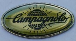 LOGO CAMPAGNOLO  -  CYCLISTE - CYCLISME -     ( VELO) - Wielrennen