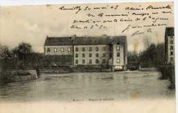 10 -ROMILLY- Moulin De Sauvage- Dos Non Divisé - Romilly-sur-Seine