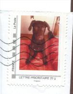 """Montimbramoi """"Chien"""" - Lettre Prioritaire 20g - France"""